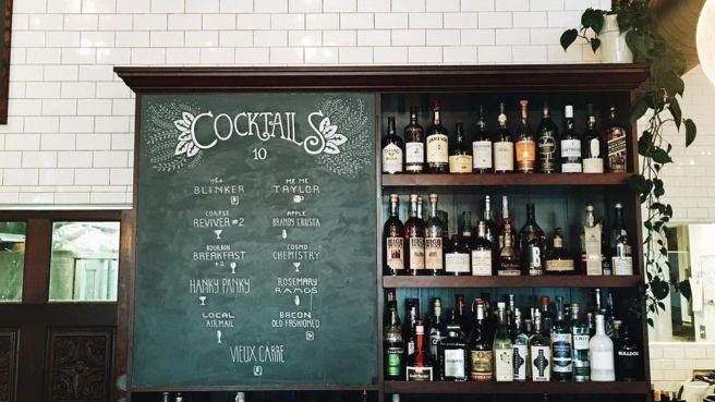 The Copper Hen Kitchen Cocktails