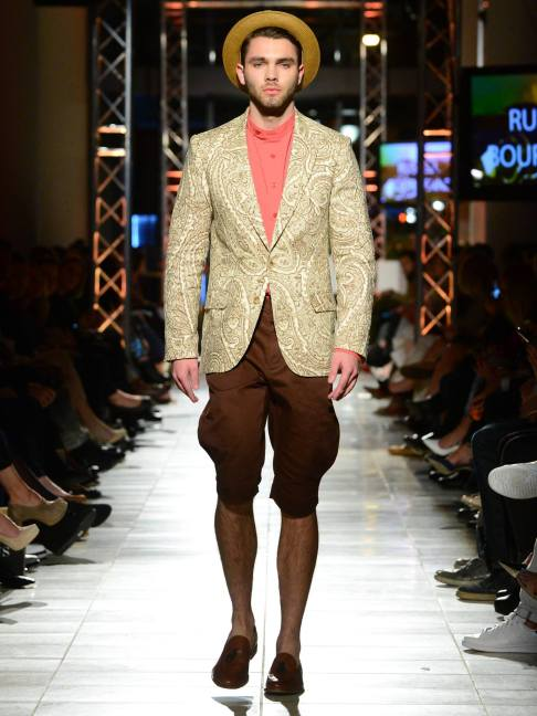 Russell Bourrienne Envision Spring 2016
