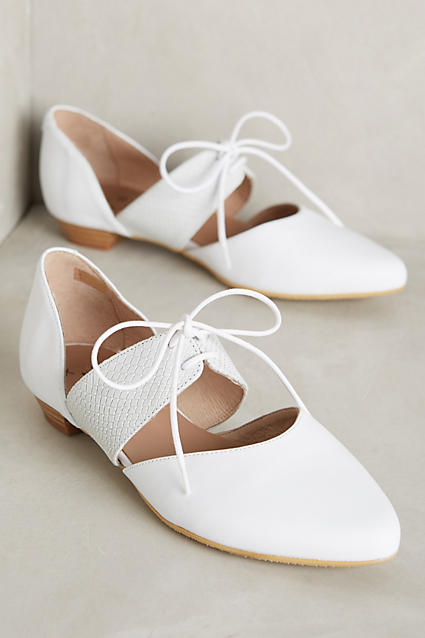 KMB Allons Oxfords from Anthropologie