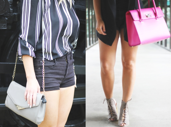 Black summer outfits for women