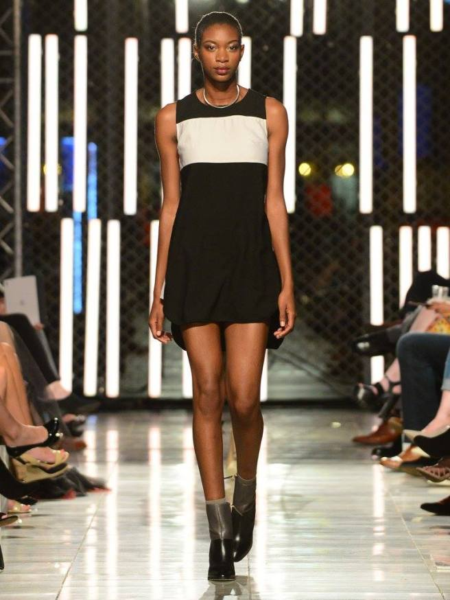 Emah the Label at the Envision Fall 2016 Fashion Show