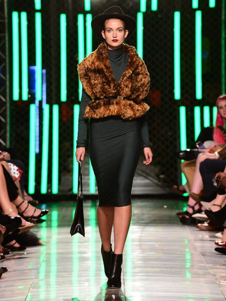 Kyra Deva Fashion Week MN Envision Fashion Show Fall 2016