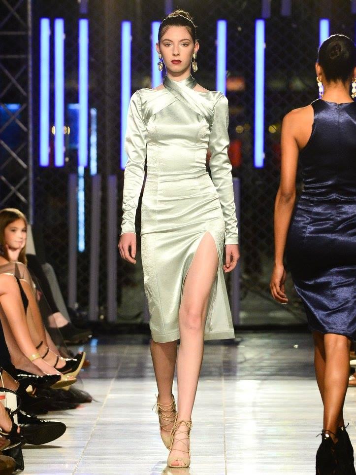 Reinier Vigoa at the Envision 2016 Fall Fashion Show 10th Anniversary