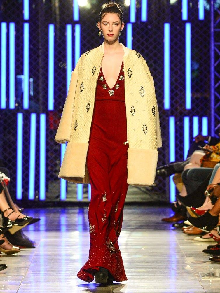 Xee Vang Fashion Week MN at Envision Fall 2016 10th Anniversary Fashion Show