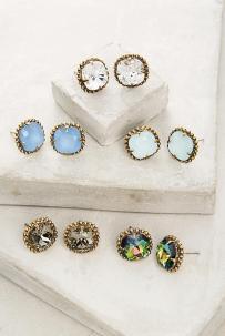 Nolia Stud Earrings from Anthropolgie